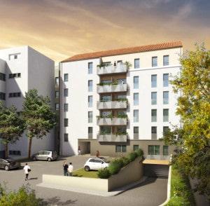 P067 Résidence Le Haras_Visuel résidence_Arrière (ID 74753)