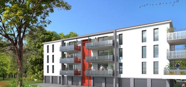 appartement neuf challans loi pinel domaine bois soleil duret promoteur. Black Bedroom Furniture Sets. Home Design Ideas